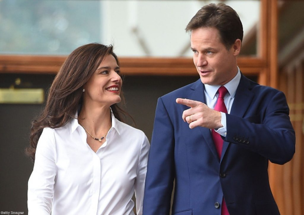 Clegg: Ukip are 'trading in fear'