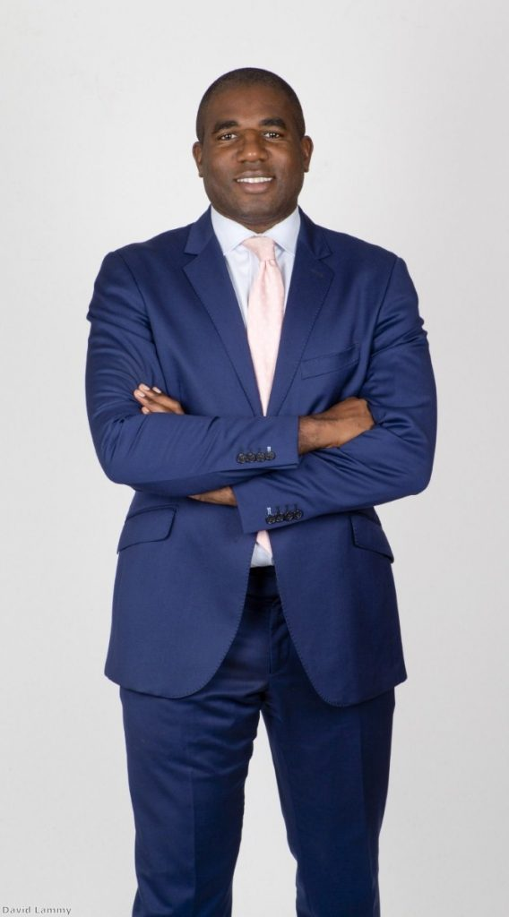 David Lammy calls for tougher action against shoplifting