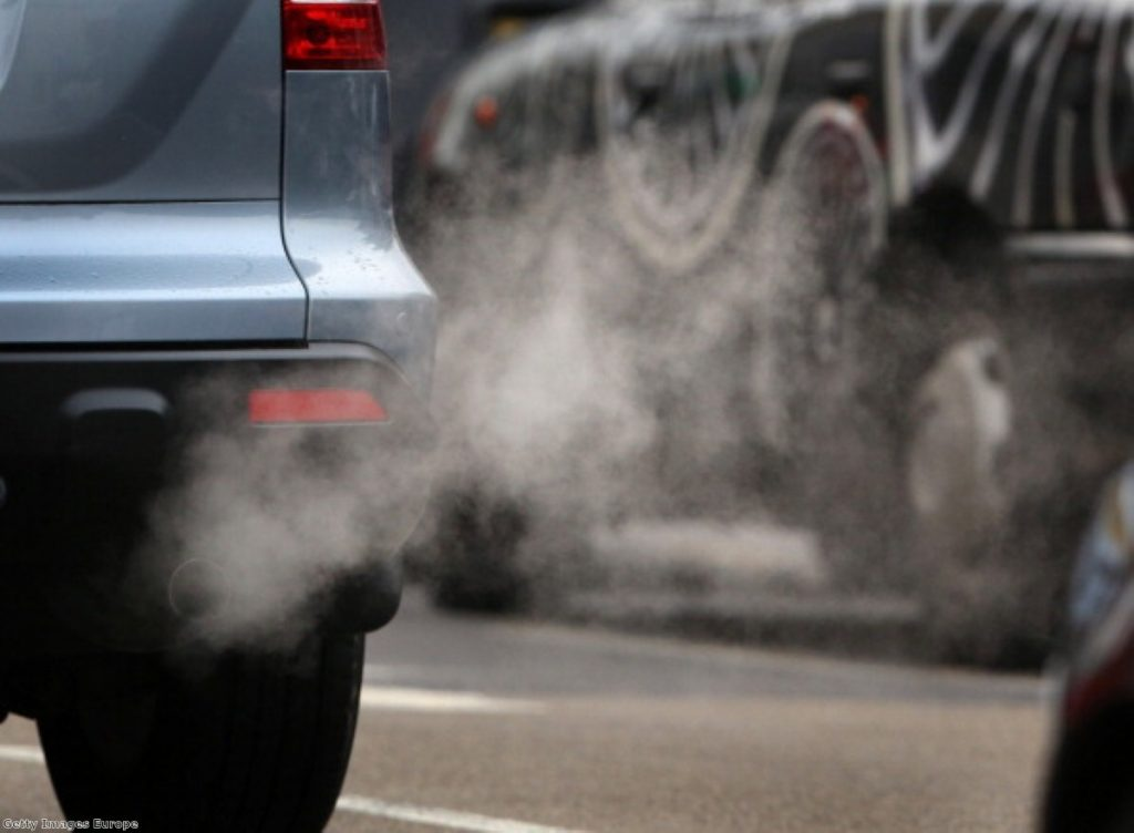 Traffic pollution: A killer in our midst