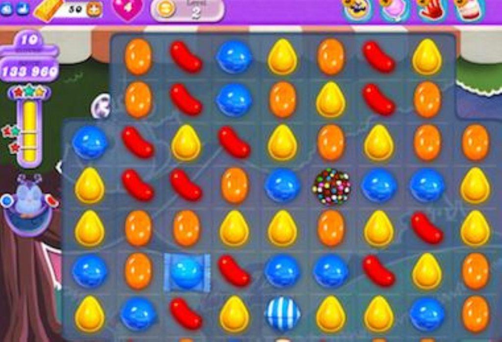 Candy Crush Saga: An addict's downfall