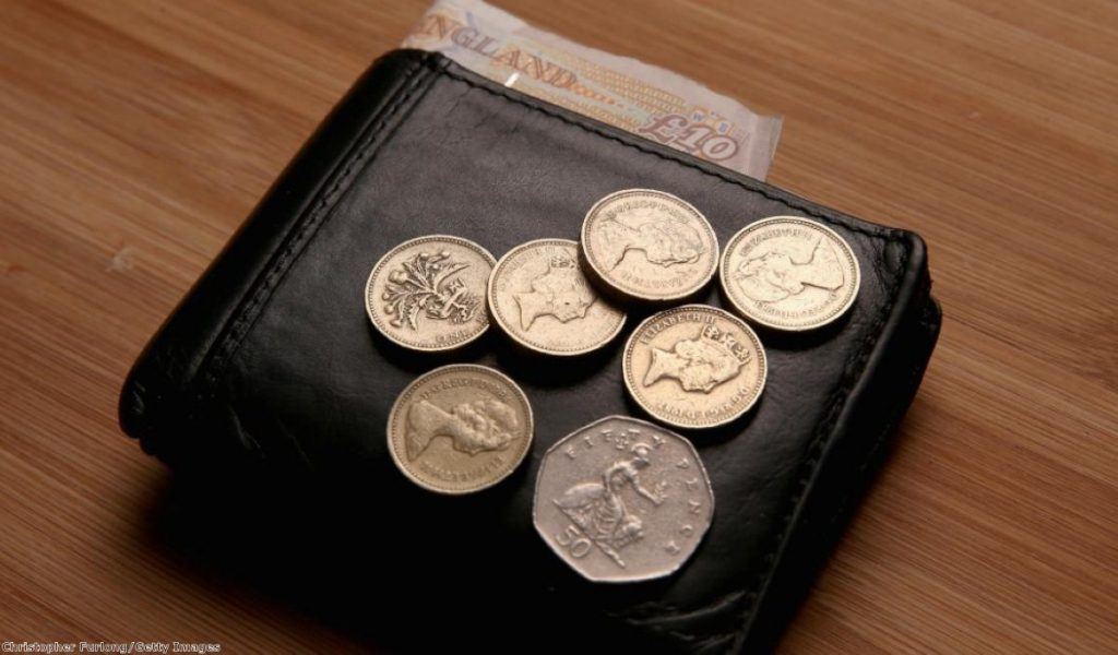 The national minimum wage increased to £6.50 last year