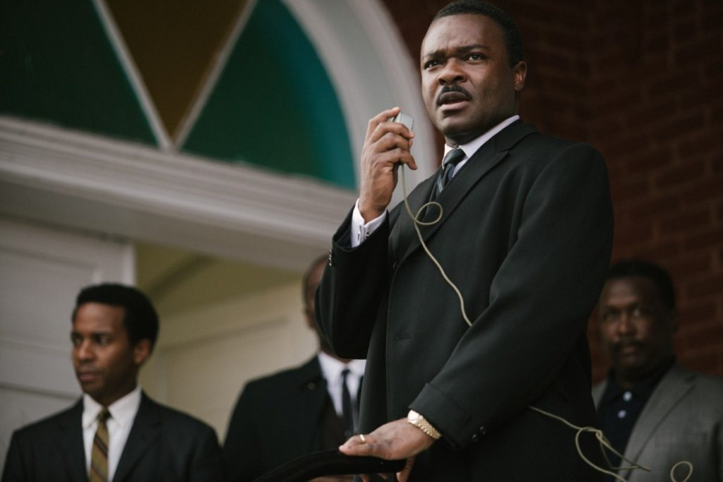 British actor David Oyelowo inhabits the role of Martin Luther King in a way American actors might have struggled with