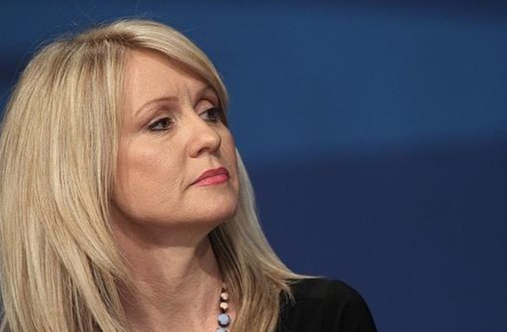 Esther McVey's sexism sensitivities overshadow DWP questions in the Commons