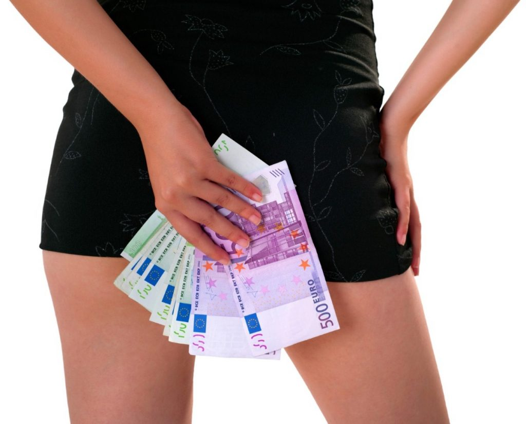 Buying sex: The so-called Swedish model would criminalise the buyer - but not the seller - of sex