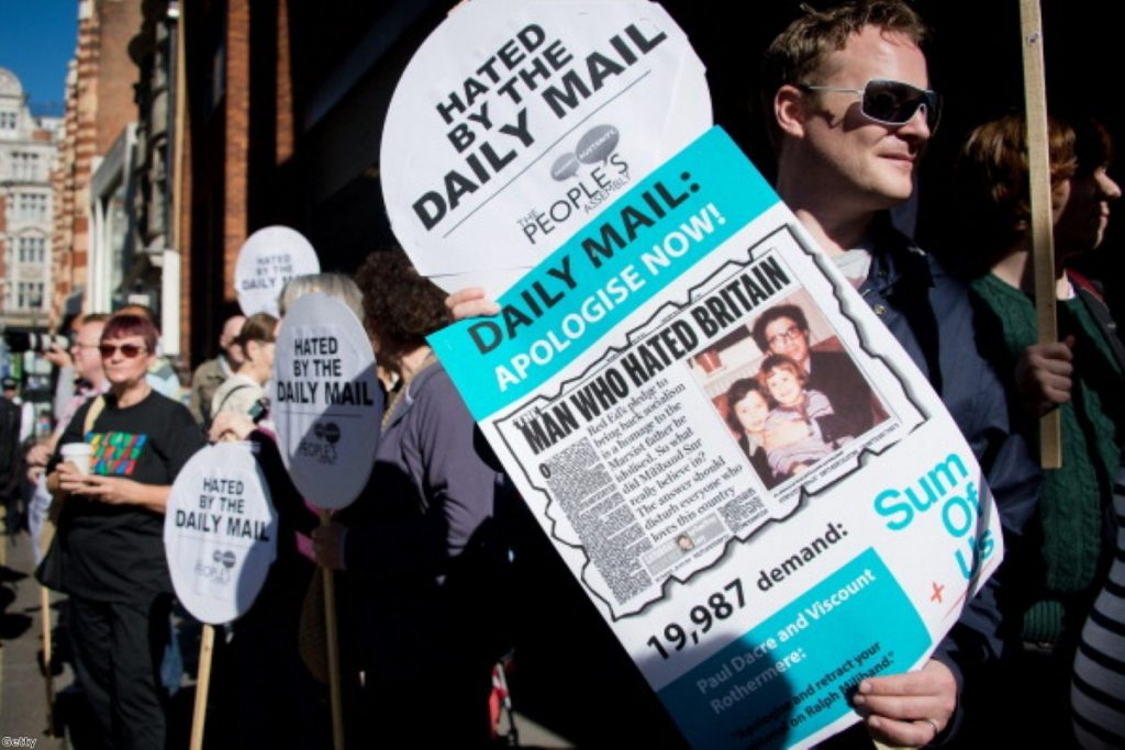 Press attacks on Miliband have become increasingly vehement