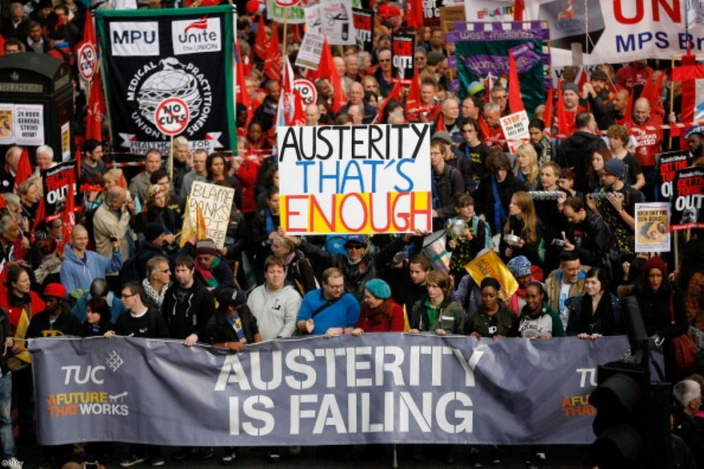 Trades Union Bill is an attempt to neuter the labour movement