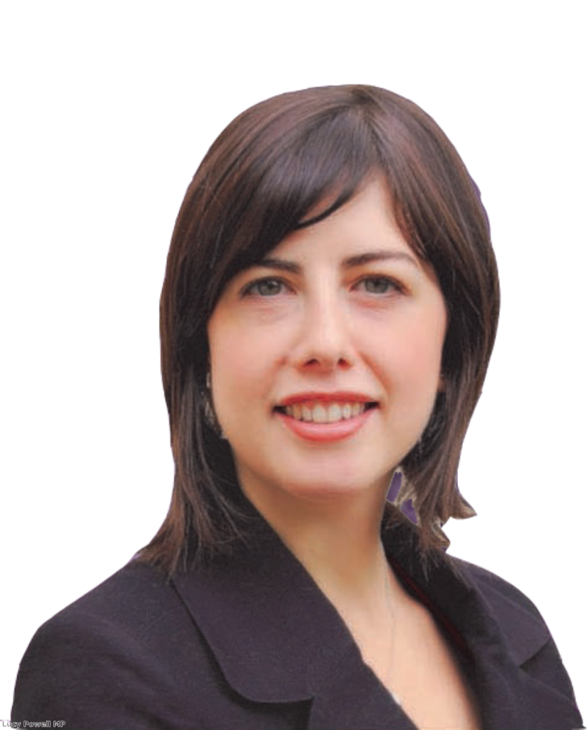 Lucy Powell was impressive in her role as shadow education minister under Ed Miliband