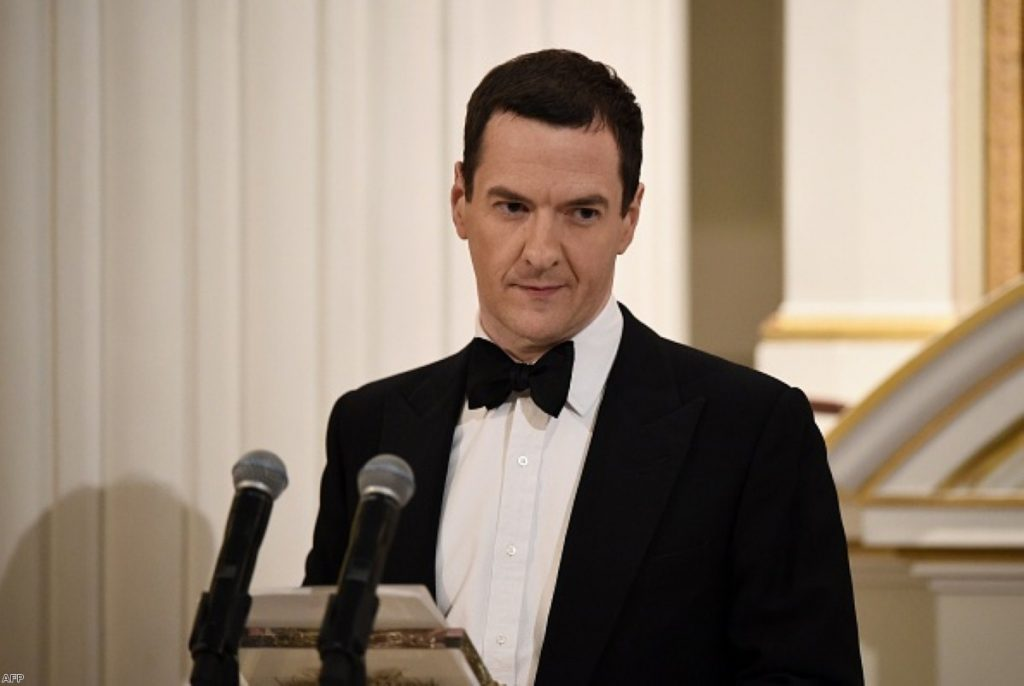 George Osborne: 'determined to spurn pragmatism'