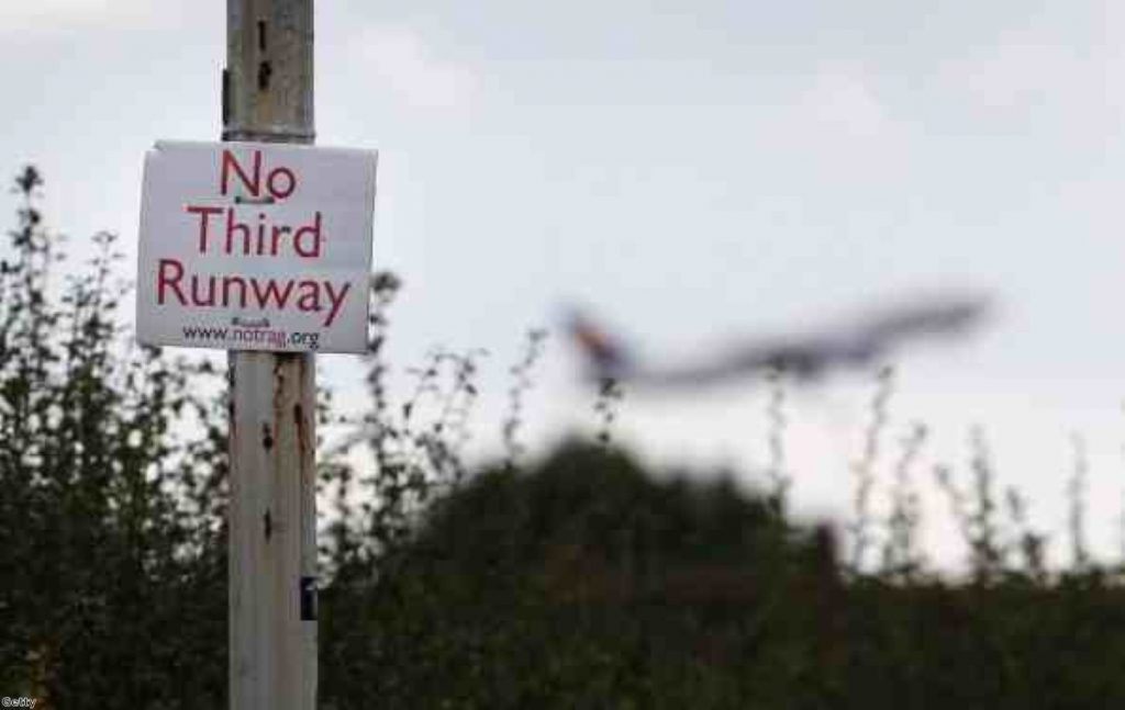 The political obstacles to building a third runway are insurmountable