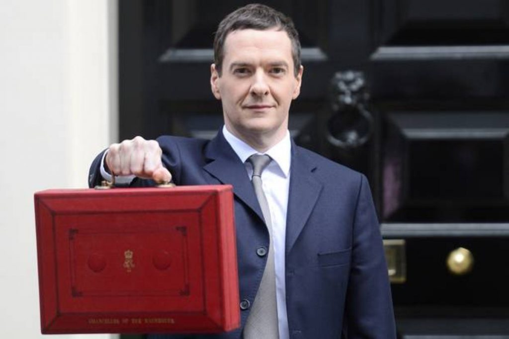 George Osborne: Not all in it together