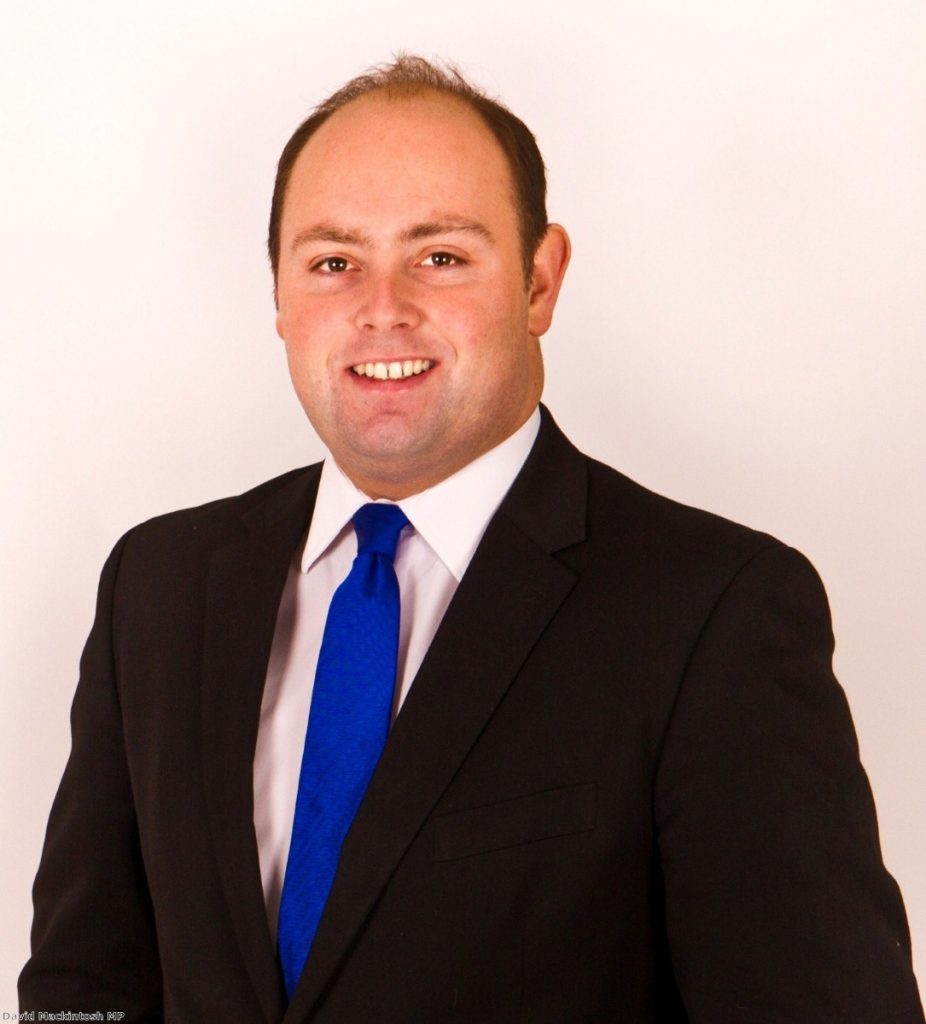 A Conservative MP who faced a battle with his own local party over his decision to stand in the general election, has stood down
