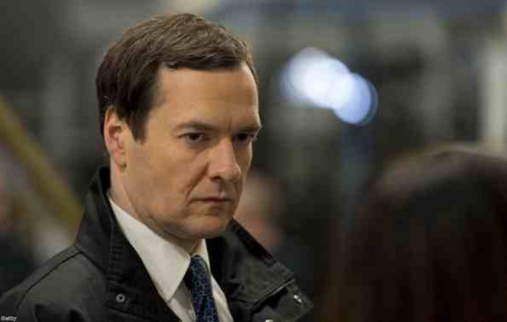 George Osborne accused of 'double whammy of unfair cuts'