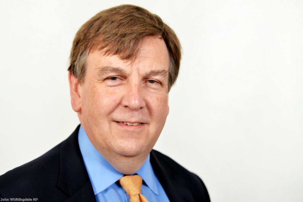 John Whittingdale has come under pressure for having a relationship with a sex worker