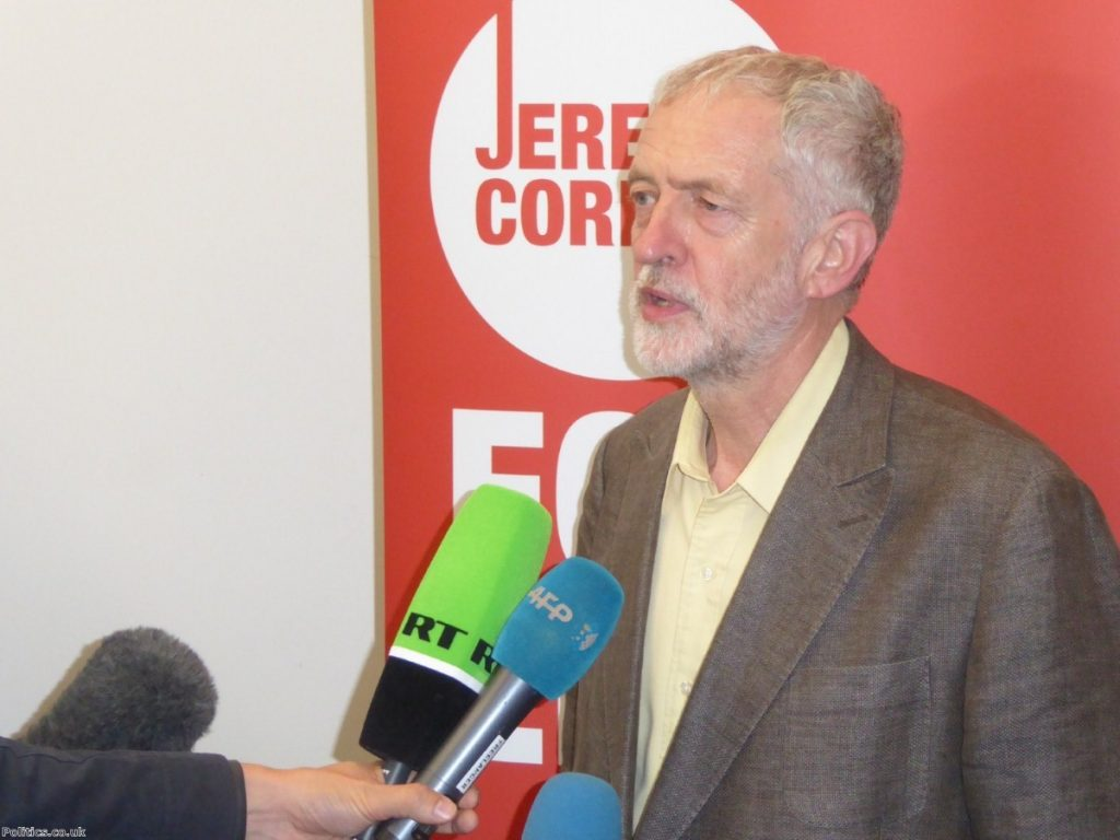 Corbyn's use of language is as revolutionary as his policies