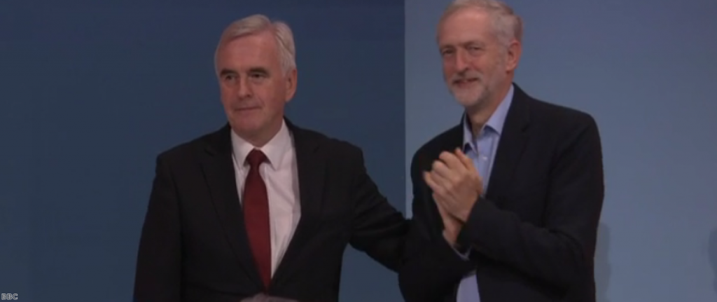 """Anti-austerity policies being pursued by Jeremy Corbyn and John McDonnell """"make a lot of sense"""""""