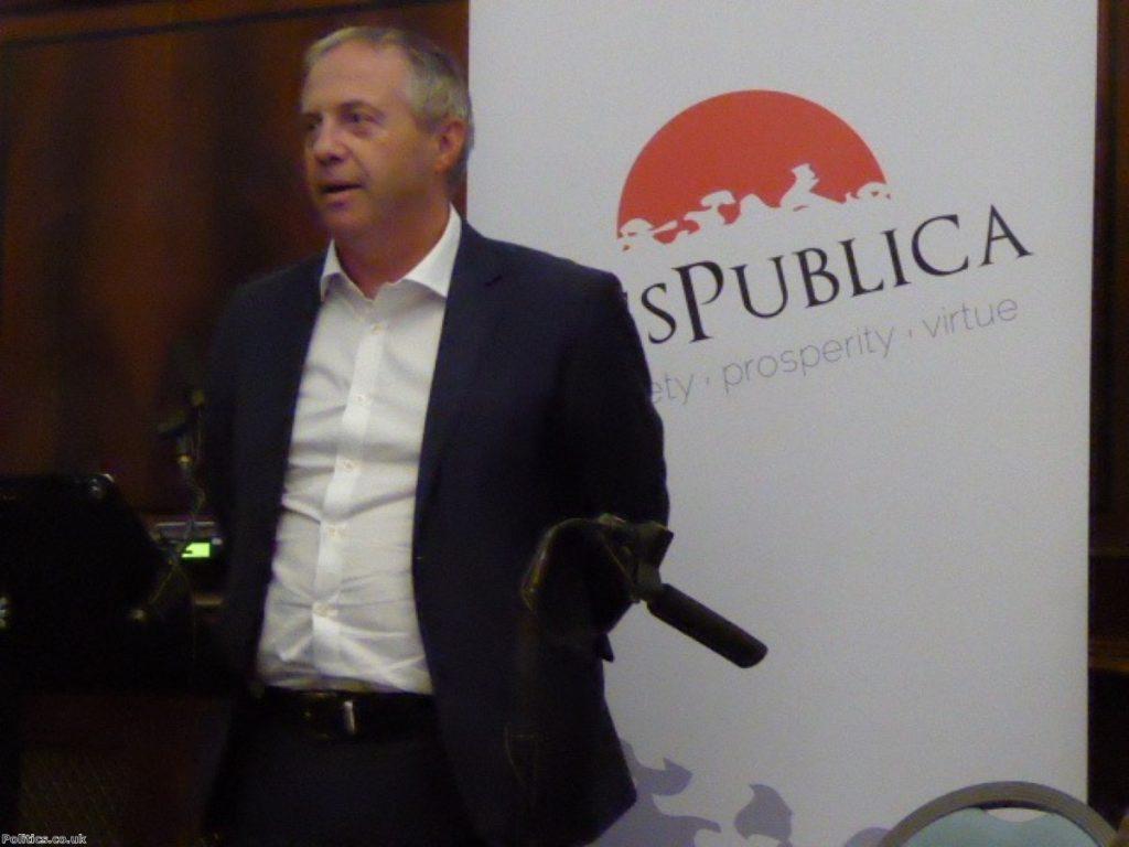 John Mann: White working class are deserting Labour for Ukip