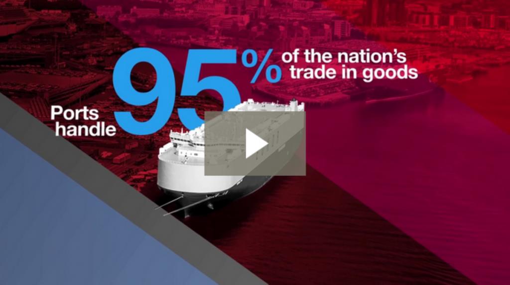 Associated British Ports - Keeping Britain Trading