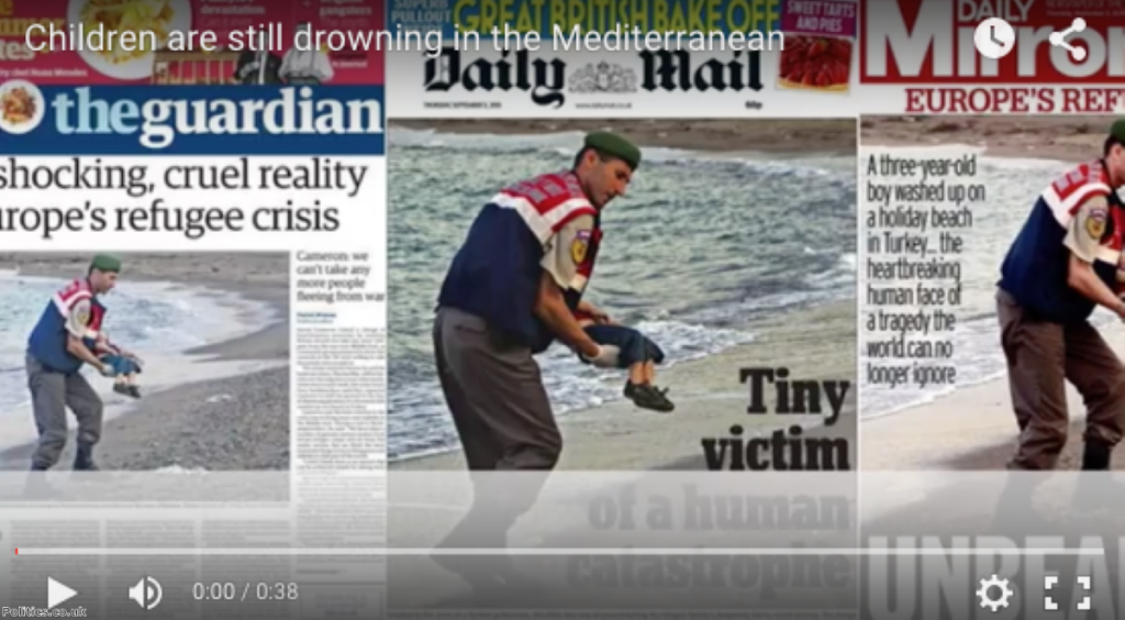 The children who have died since Aylan Kurdi