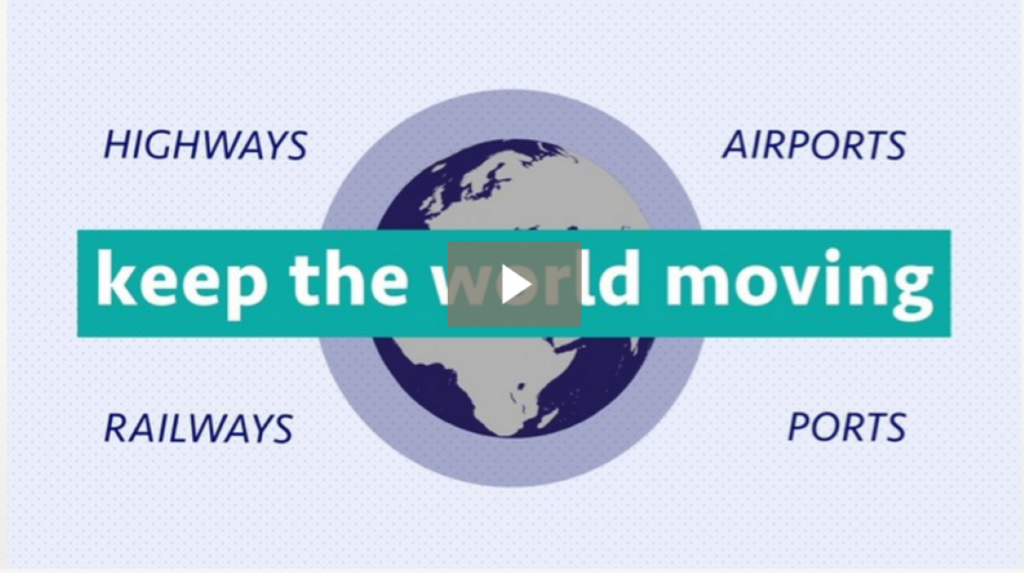 How we keep the world moving