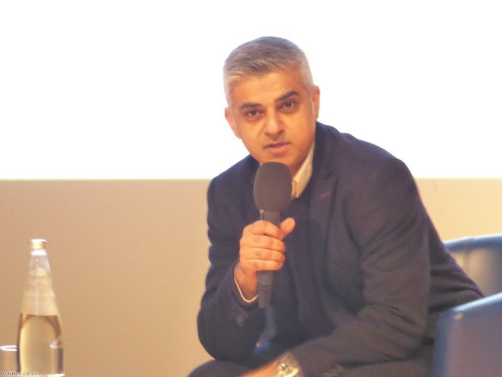 Sadiq Khan's mayoral bid is getting bogged down in a row about transport finances