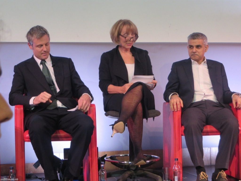 The Tories have been accused of using divisive tactics in their London mayoral campaign