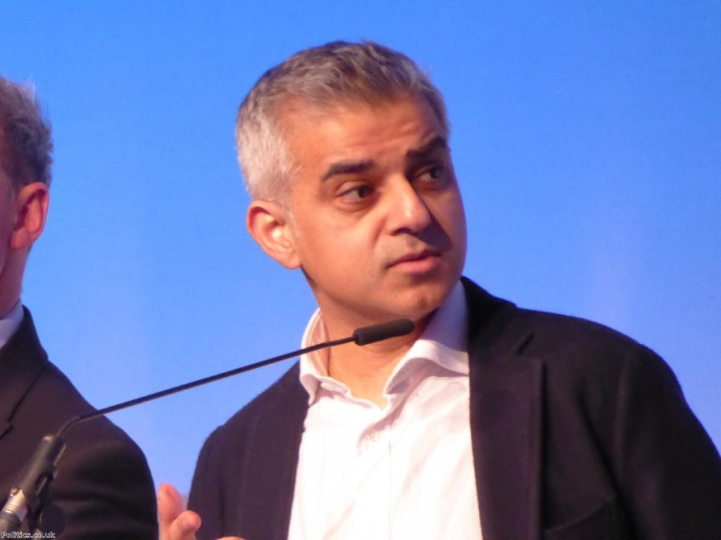 Sadiq Khan says he wants to bring greater diversity to London government