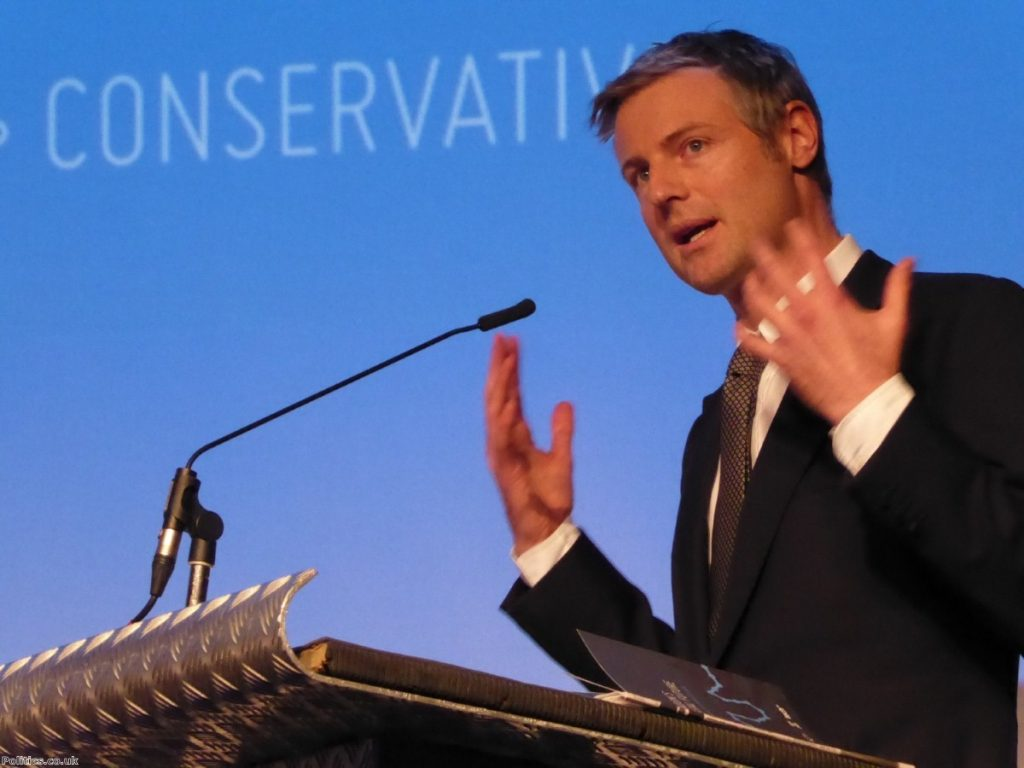 """Zac Goldsmith: """"The effect has been absolutely catastrophic... across London"""""""