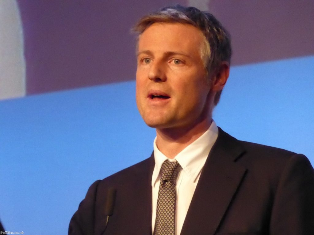 Zac Goldsmith is not a typical free-market Conservative politician