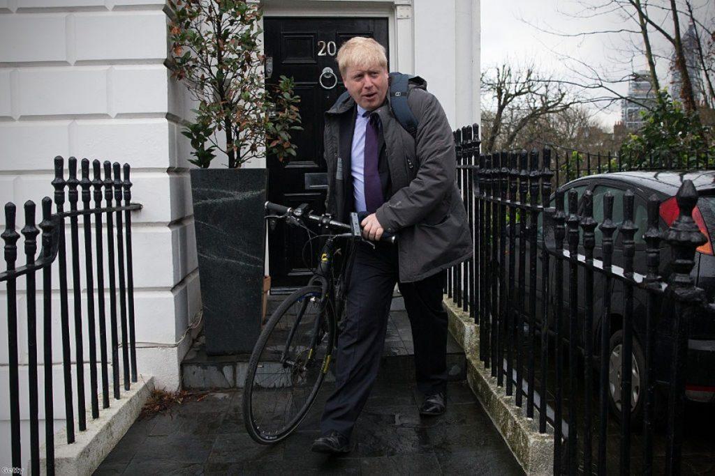 Boris Johnson has not changed the fundamentals of the EU referendum campaign