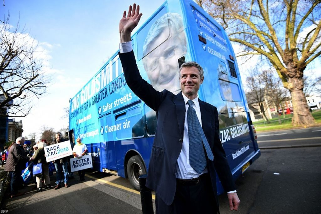 Zac Goldsmith could be the surprise winner of the London mayoral election