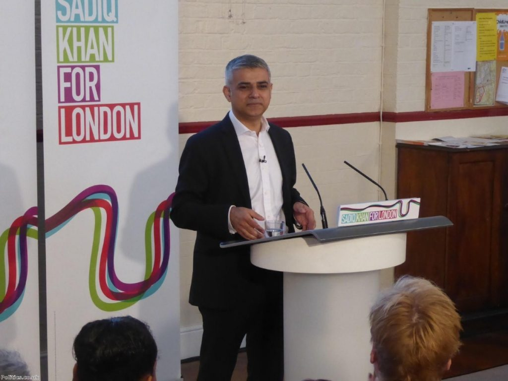 Sadiq Khan beat his opponents to become the new mayor of London