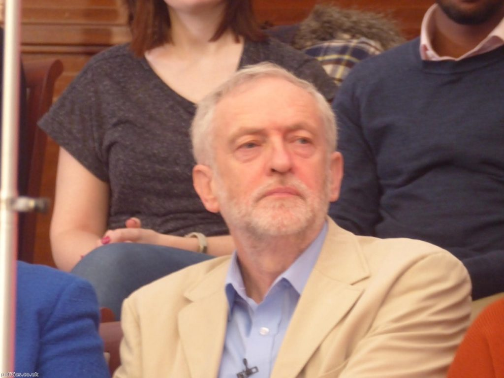 """""""There's just not much going on. Corbyn offers no hope."""""""