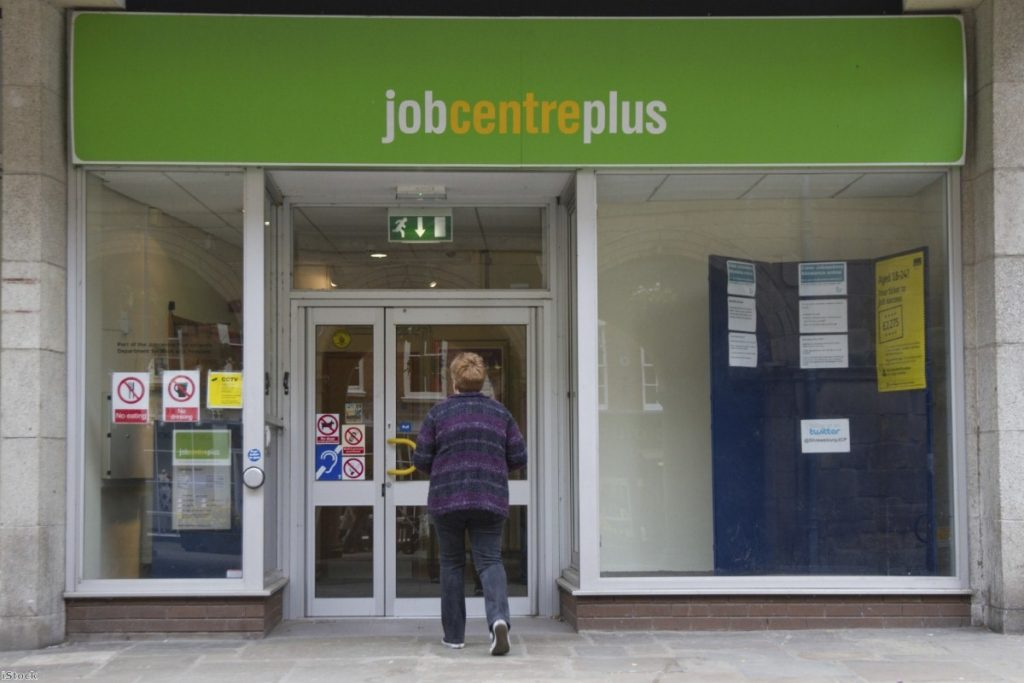"""""""Just this month the new work and pensions secretary, Damian Green, reiterated that sanctions """"contribute to a fairer society."""""""