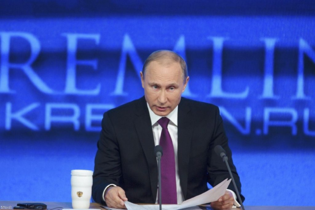 The European Union is the biggest weapon we have against Putin