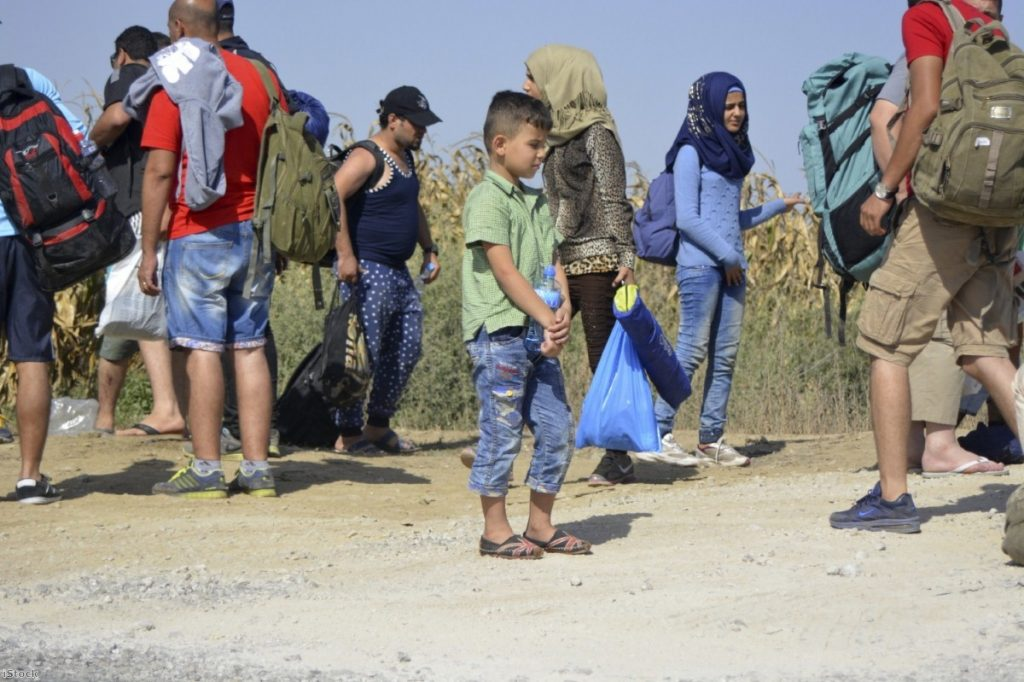 MPs voted to block plans to help 3,000 unaccompanied child refugees in Europe