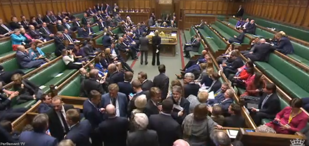 Analysis by the Liberal Democrat whips' office shows over 20 Labour MPs failed to vote against the government last night
