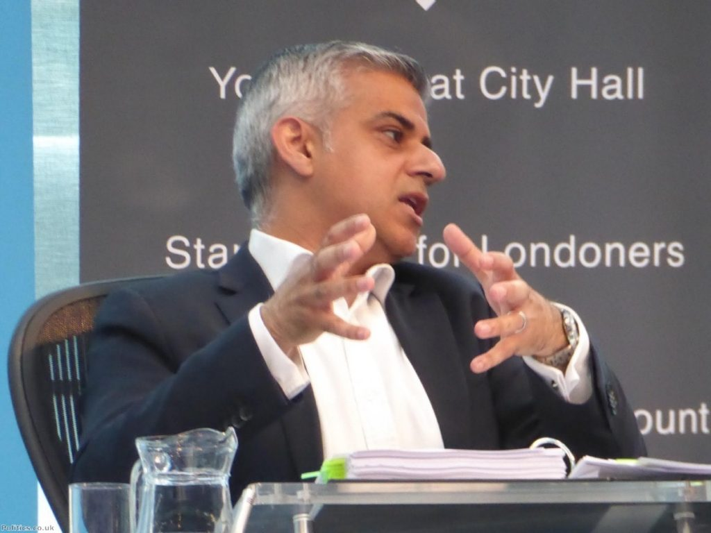 Politics.co.uk understands Sadiq Khan is privately opposed to the project