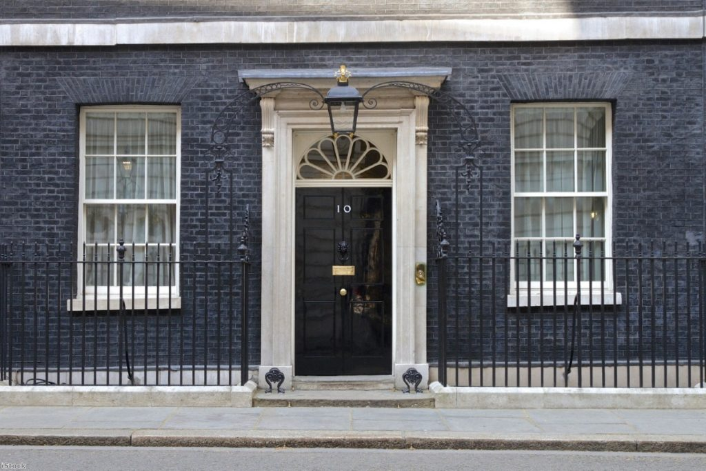 David Cameron left Downing Street this week