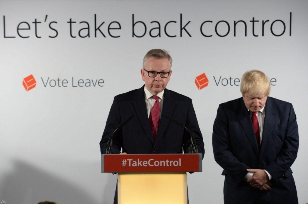 Michael Gove's leadership announcement torpedoes Boris Johnson's leadership hopes