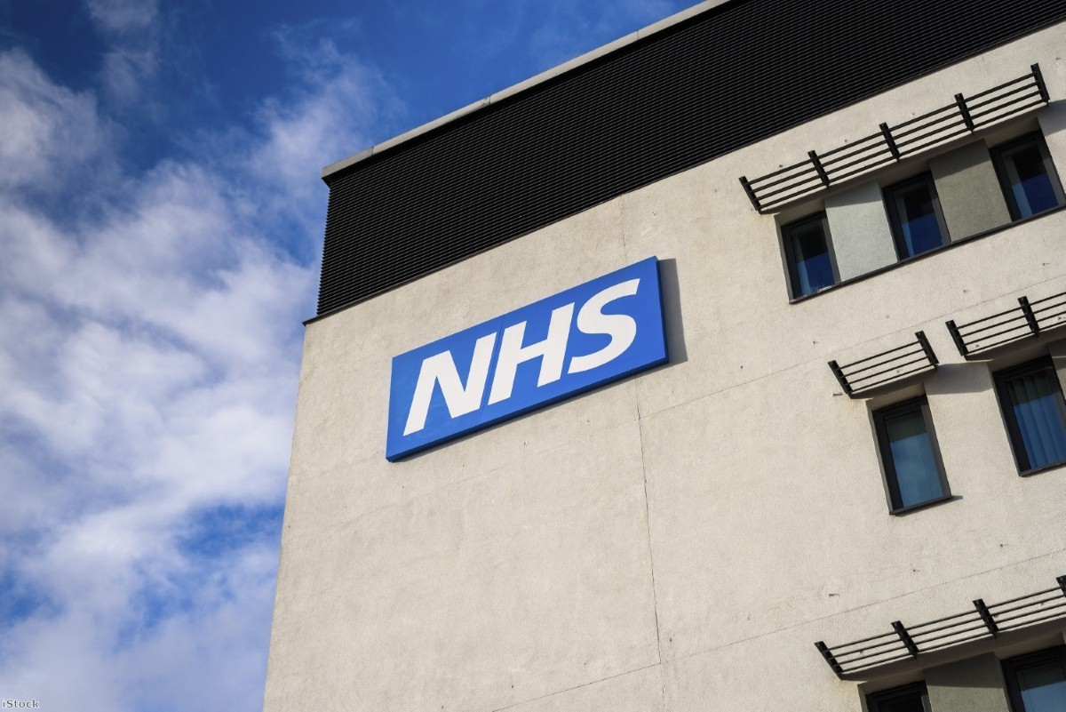 """""""Last year more than 3,000 NHS patients had their data passed to the Home Office for immigration purposes"""""""