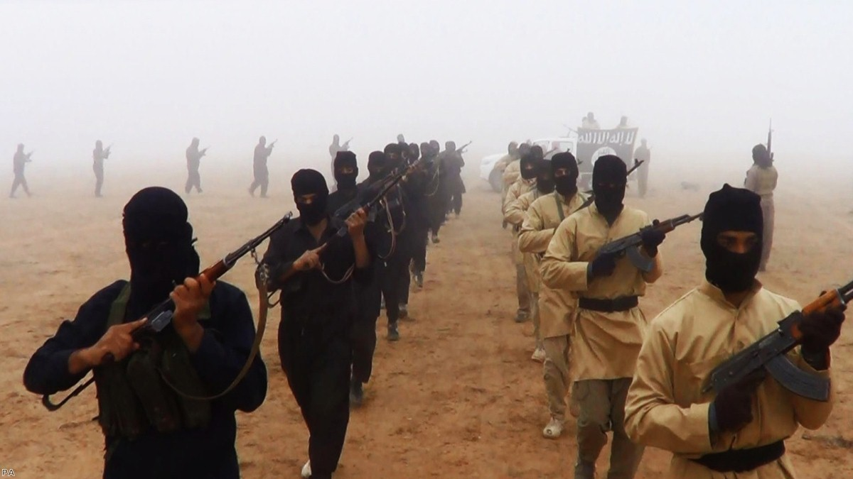 Islamic State: A group with no political agenda or demands suitable for negotiation