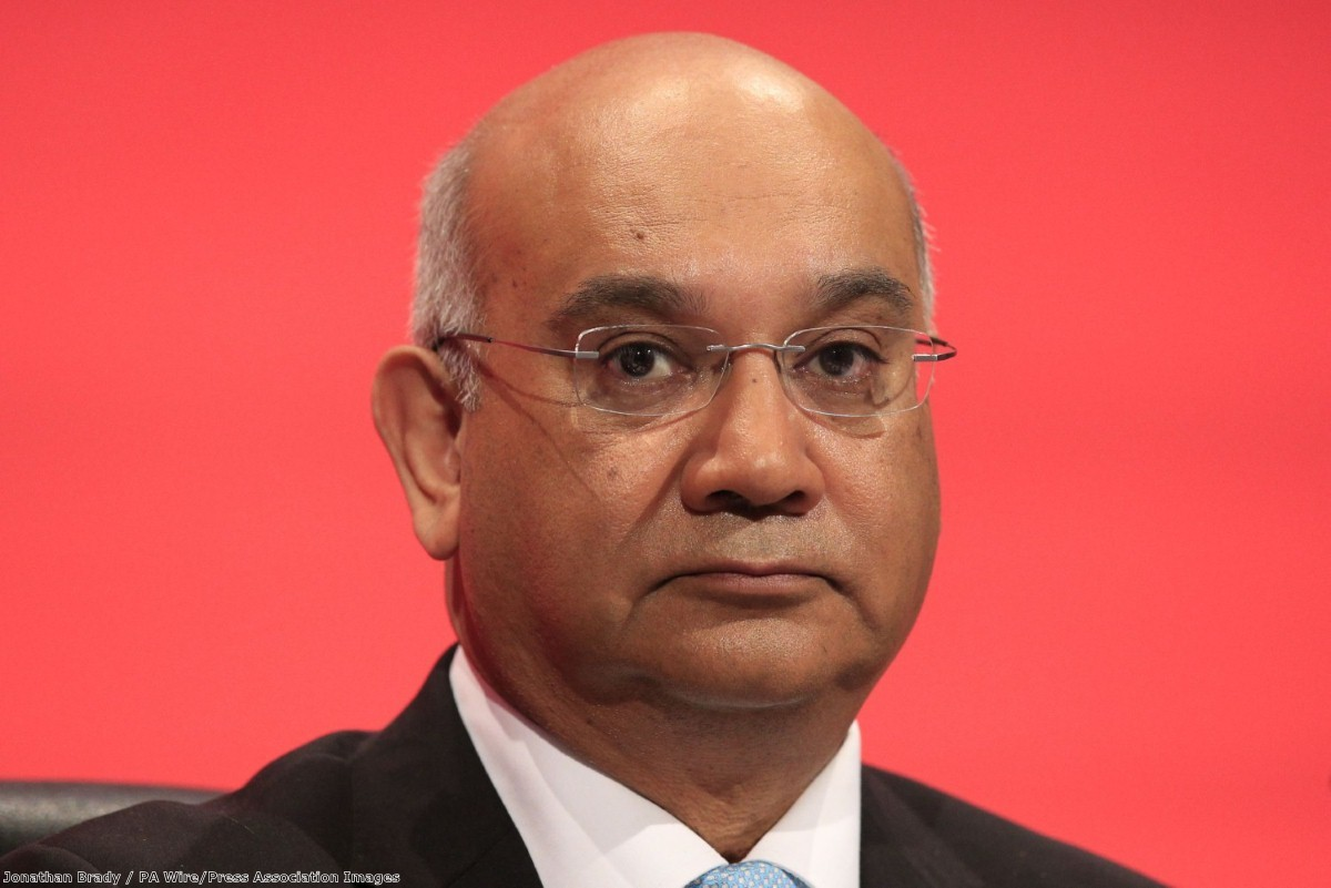 """""""The consequences for Keith Vaz have come thick and fast since the Mirror published a report on his alleged use of sex workers and drugs over the weekend"""""""