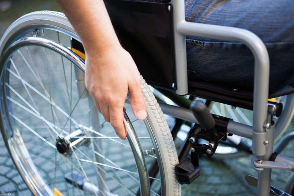 """""""It's time we collectively reinvent the way we deal with disabilities and the workplace"""""""