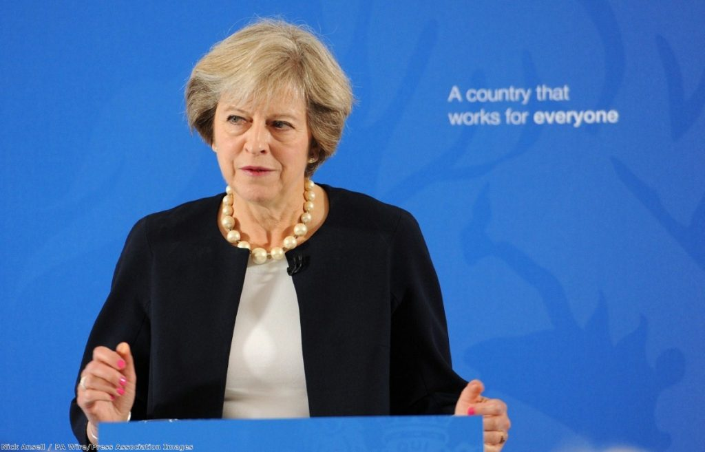 Prime minister pushes ahead with new grammars despite all the evidence suggesting they increase inequality