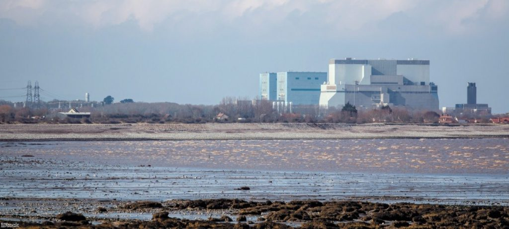 """""""The circumstances surrounding Hinkley have changed significantly since the initial plan."""""""