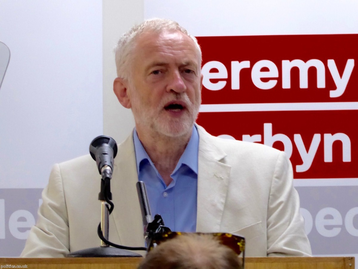 Days after the election defeat Jeremy Corbyn was proclaiming that the arguments had been won
