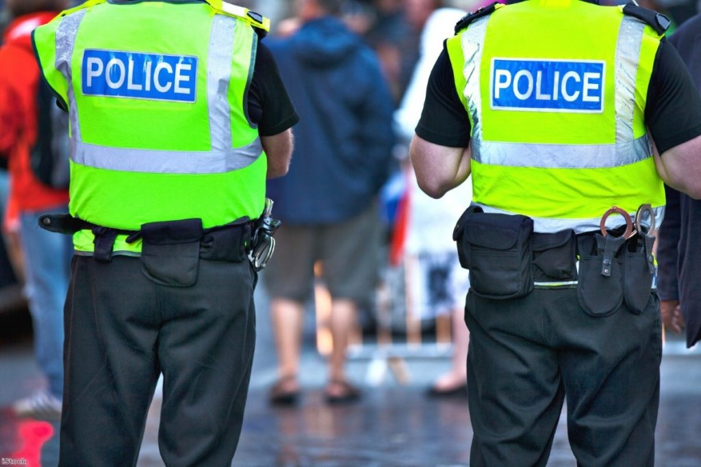 """""""The sense that overall UK policing is missing the point altogether is hard to shake."""""""