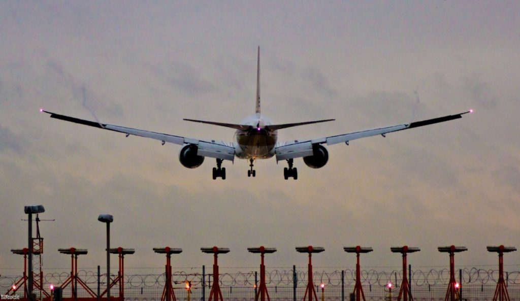 """""""Across aviation, rail, sea and road the concerns were mirrored."""""""