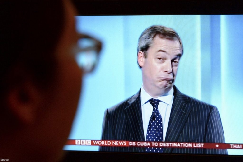 """""""Nigel Farage and Donald Trump are no more 'men of the people' than Danny Dyer is part of the landed aristocracy"""""""