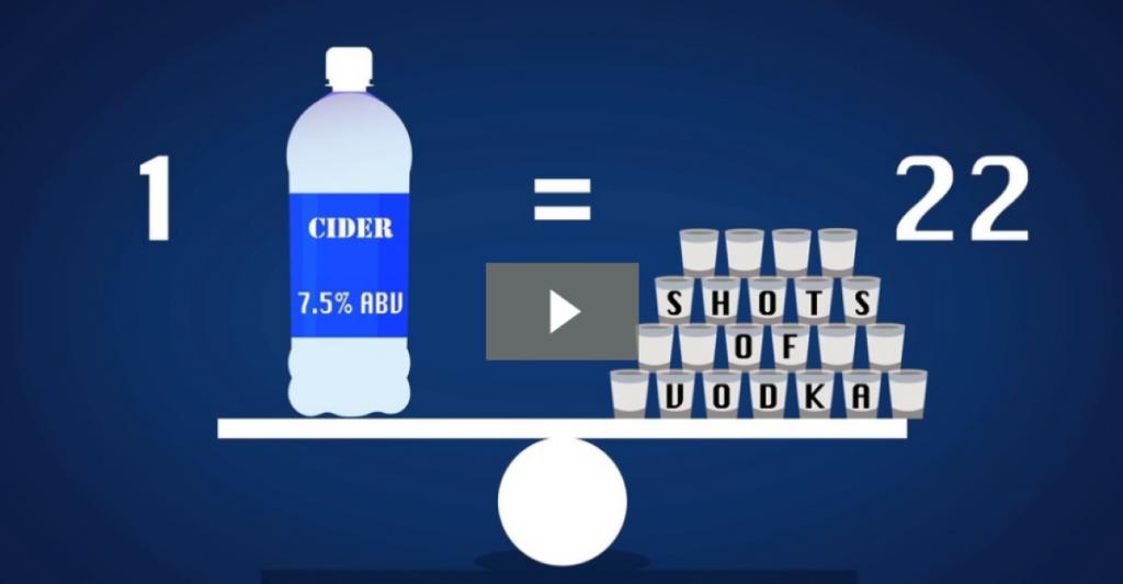 IAS - cheap alcohol